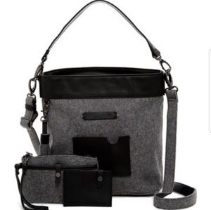Sherpani Ethos Boheme Convertible Crossbody Bag